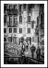 Venice, Photography, Realism, Architecture, Cityscape, People, Digital, By Traven Milovich