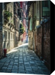 Venice, Streetview, Photography, Realism, Architecture,Cityscape,Historical, Digital, By Traven Milovich
