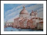 venice2, Graphic,Illustration,Paintings, Fine Art,Realism, Architecture,Landscape, Mixed, By Oleg Kozelskiy