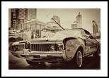 Vintage retro Oldsmobile 1972, Photography, Fine Art, Documentary, Photography: Metal Print,Photography: Photographic Print,Photography: Premium Print,Photography: Stretched Canvas Print, By Benjamin Dupont
