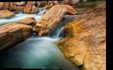 Virgin River, Photography, Fine Art,Photorealism, Landscape,Nature, Photography: Premium Print, By Mike DeCesare