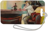 Waiting at the Bar, Paintings, Expressionism, Daily Life,Documentary, Painting, By Berthold von Kamptz