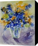 watercolor 412061, Paintings, Expressionism, Botanical, Watercolor, By Pol Henry Ledent