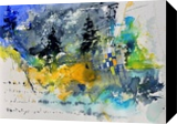 watercolor 414062, Paintings, Abstract, Decorative, Watercolor, By Pol Henry Ledent