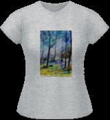 watercolor 5160762, Paintings, Impressionism, Decorative,Landscape, Canvas, By Pol Ledent
