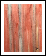 Watercolor Abstract 1, Paintings, Abstract, Avant-Garde, Watercolor, By Nancy K Riedell