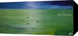 Waterlillies #3, Paintings, Impressionism, Landscape, Oil, By MD Meiser