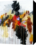 Watermark, Paintings, Abstract, Conceptual, Oil, By Sal Panasci