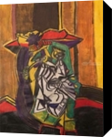 Weeper, Drawings / Sketch,Graphic,Paintings,Pastel, Expressionism,Fine Art,Futurism,Impressionism, Avant-Garde,Conceptual,Historical, Mixed,Painting,Pastel,Pencil, By Shazzy and Johns  Art Emporium
