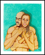 Where Umoja Begins, Drawings / Sketch,Illustration, Photorealism,Realism, People, Ink, By Jay Thomas II