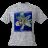 White Lily, Digital Art / Computer Art, Realism, Floral, Digital, By Joshua Bindseil