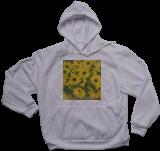Wild sunflowers, Paintings, Fine Art, Botanical, Canvas, By Lubov Pavluk