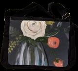 Winter blooms, Paintings, Fine Art,Impressionism, Botanical, Acrylic,Canvas, By Pamela D Cauley