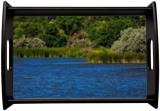 Wyoming River Landscape 6, Photography, Fine Art, Landscape, Photography: Metal Print, By Jim Stewart