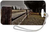 Wyoming Wooden Fence Line 1, Digital Art / Computer Art, Fine Art, Landscape, Photography: Photographic Print, By Jim Stewart