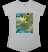 Women's Vapor Apparel Solar Performance Short Sleeve - White