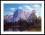 Yosemite Dreaming, Paintings, Fine Art, Landscape, Oil, By Sean Conlon