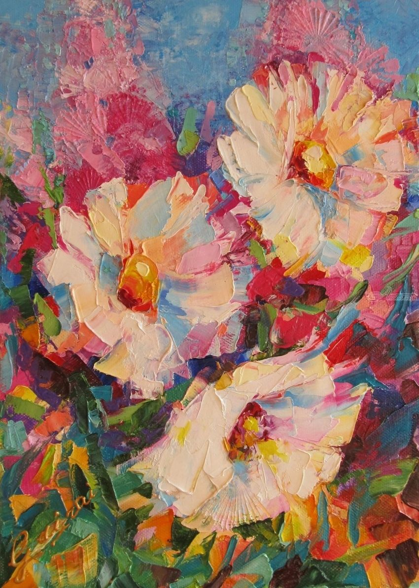 Decorative ArtsIllustrationPaintings By HALYNA GAIRAI