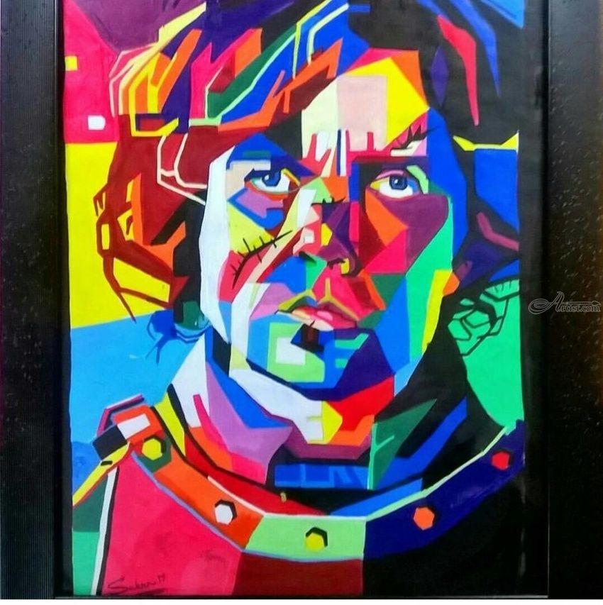Tyrion Lannister Pop Art Drawings Sketch Mosaic By Sukrriti Aggarwal Artist Com