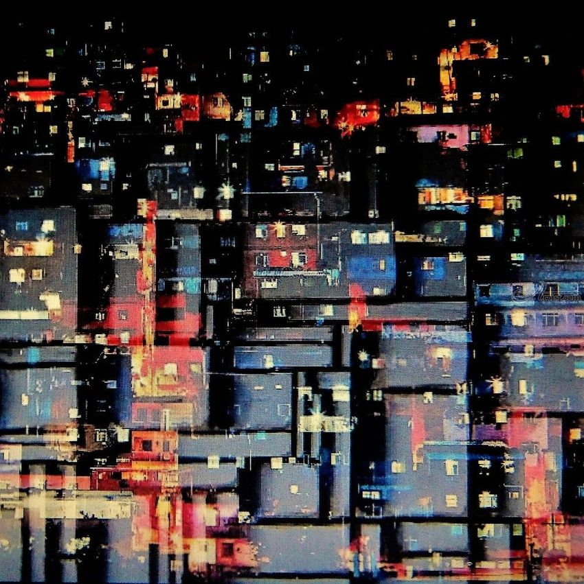 Abstraction VII, Digital Art / Computer Art, Fine Art, Composition, Digital, By Antonio Carlos Mongiardim Gomes Saraiva