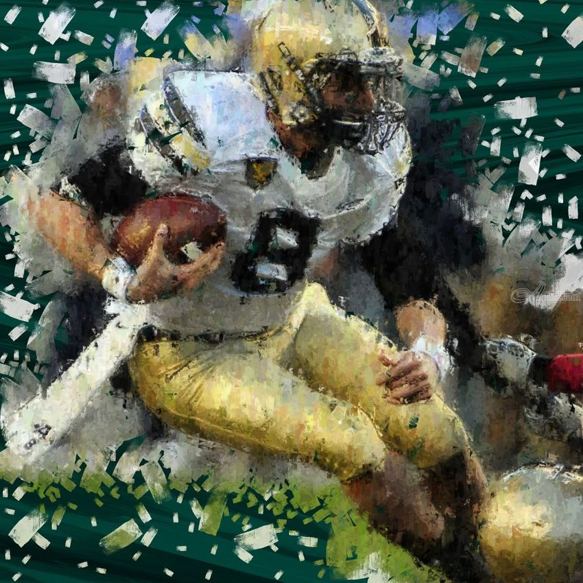 football fight, Paintings, Impressionism, People, Mixed, Painting, By Angelo