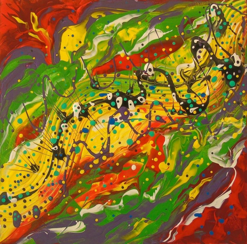 Jazz Paintings by Olha Darchuk - Artist.com