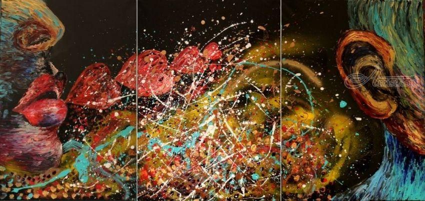 Lost In Translation Paintings By Sheeba Khan Artist Com