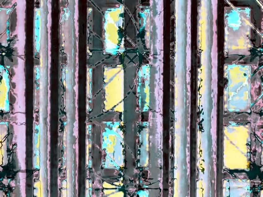 Open Sesame, Digital Art / Computer Art, Paintings, Photography, Abstract, Composition, Digital, By Julie Hermoso