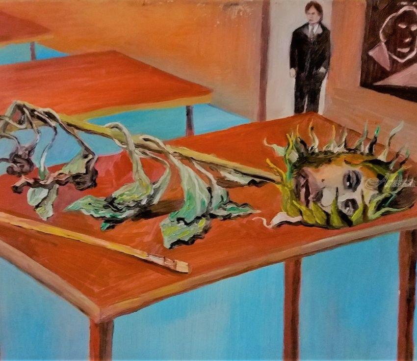Dying Fantasy Art