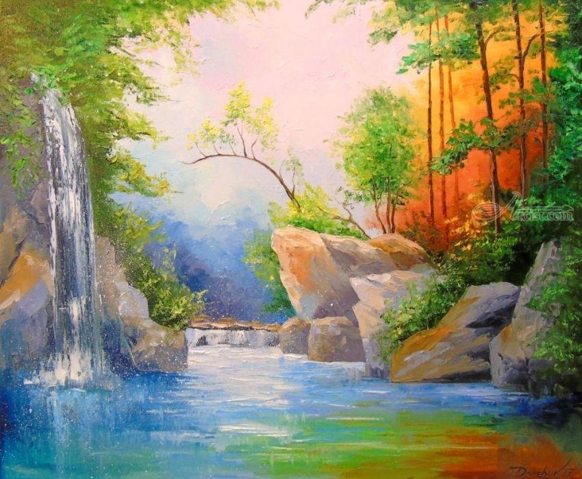 Oil Painting Start Year