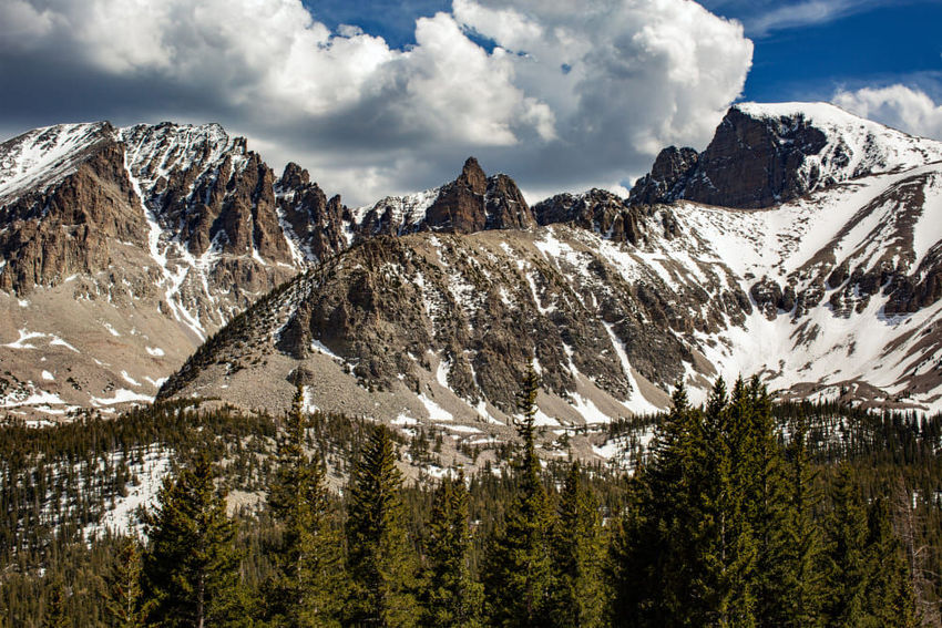 Wheeler Summit, Photography, Photorealism, Landscape, Photography: Premium Print, By Mike DeCesare