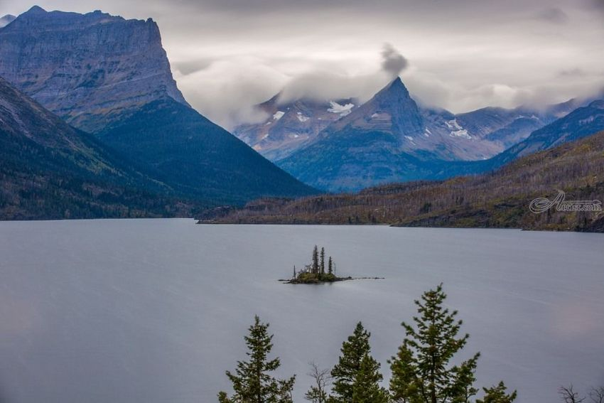 Wild Goose Island, Photography, Realism, Landscape, Digital, By Mike DeCesare