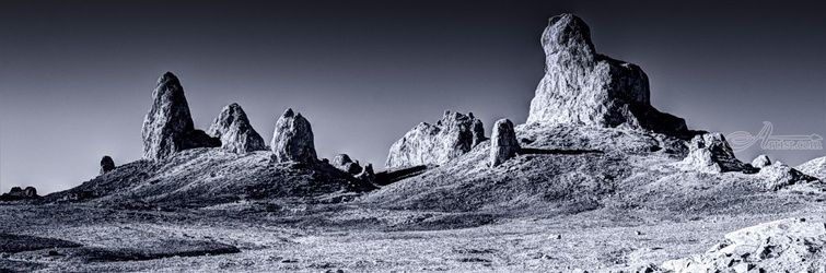 """Pinnacles"" Limited Edition, Photography, Fine Art, Landscape, Acrylic,Photography: Premium Print, By Chris Kay"