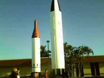 Nuclear Weapons of The Pearl Harbor of Hawaii