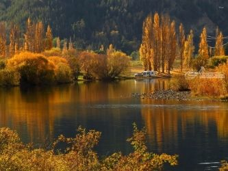 Lake Benmore 3, Photography, Fine Art, Landscape, Photography: Photographic Print, By Ernest Wong