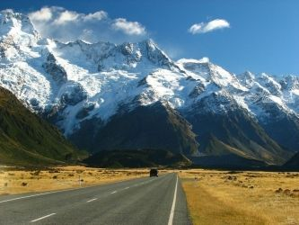 Mt Cook NP 6, Photography, Fine Art, Landscape, Canvas,Photography: Photographic Print,Photography: Stretched Canvas Print, By Ernest Wong