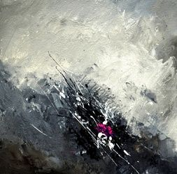 abstract 4441502, Paintings, Abstract, Decorative, Canvas, By Pol Ledent
