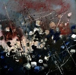 abstract 4451504, Paintings, Abstract, Decorative, Canvas, By Pol Ledent
