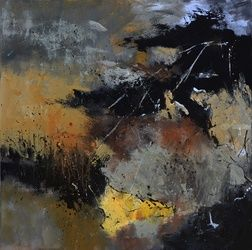 abstract 7761903, Paintings, Expressionism, Decorative, Canvas, By Pol Ledent