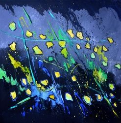 abstract 77712041, Paintings, Abstract, Decorative, Canvas, By Pol Ledent