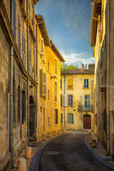 Avignon, Photography, Photorealism, Cityscape, Photography: Premium Print, By Mike DeCesare