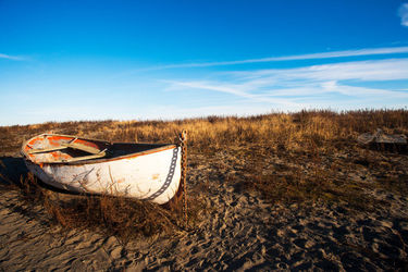Beached, Photography, Photorealism, Land Art, Photography: Premium Print, By Mike DeCesare