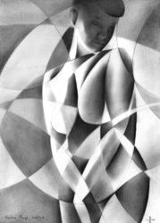 Bettie Page - 22-07-16, Drawings / Sketch, Abstract,Cubism,Fine Art,Impressionism,Realism,Surrealism, Anatomy,Erotic,Figurative,Inspirational,Nudes,People, Pencil, By Corne Akkers