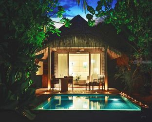 Bungalow With Pool / Maldives