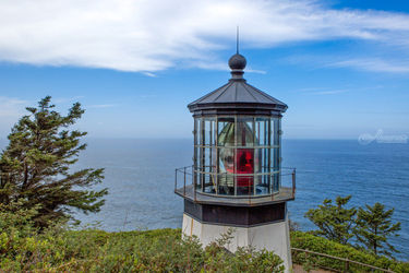 Cape Meares, Photography, Photorealism, Seascape, Photography: Premium Print, By Mike DeCesare