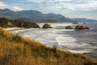 Chapman Point, Photography, Photorealism, Landscape,Seascape, Photography: Premium Print, By Mike DeCesare
