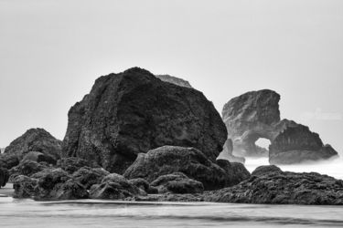Coastal Waters, Photography, Photorealism, Seascape, Photography: Premium Print, By Mike DeCesare