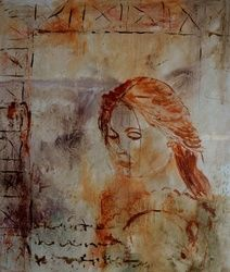 Emma, Paintings, Impressionism, Figurative, Canvas, By Pol Ledent
