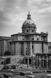 Forum Romanum, Architecture,Decorative Arts,Photography,Printmaking, Fine Art,Performance Art,Photorealism,Realism, Architecture,Celestial / Space,Cityscape,Documentary,Performance Art, Photography: Metal Print,Photography: Photographic Print,Photography: Premium Print,Photography: Stretched Canvas Print, By Ira Silence