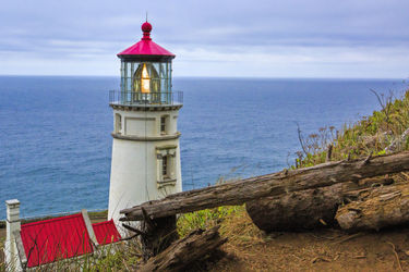 Herceta Head, Photography, Photorealism, Seascape, Photography: Premium Print, By Mike DeCesare